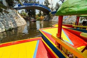 Xochimilco Canal