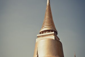 wat pra kaew, Thai royal palace