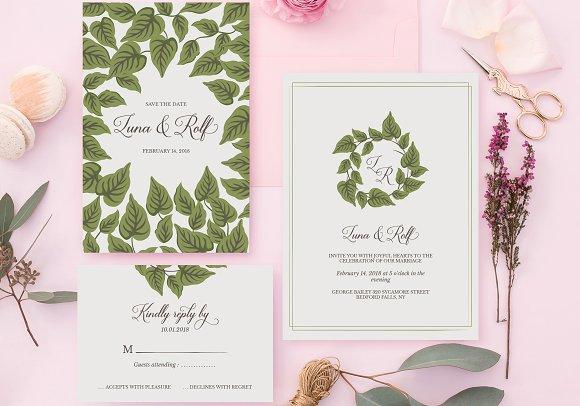 Nature Garden Wedding Suite