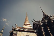 wat par kauw, royal palace
