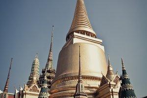 Wat Pra Kaew, Royal Palace