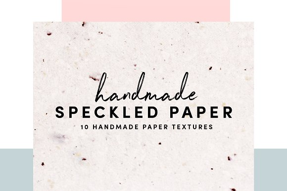 Speckled Paper Texture