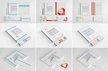 -50% Bundle Corporate Identity Pack