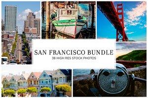 San Francisco Stock Bundle