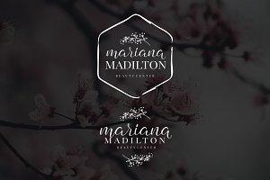 Mariana Madilton Premade Logo