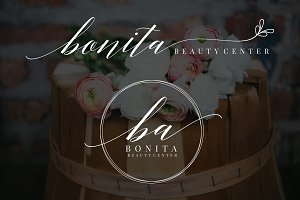 Bonita Premade Logo