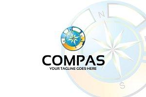 Compas - Logo template