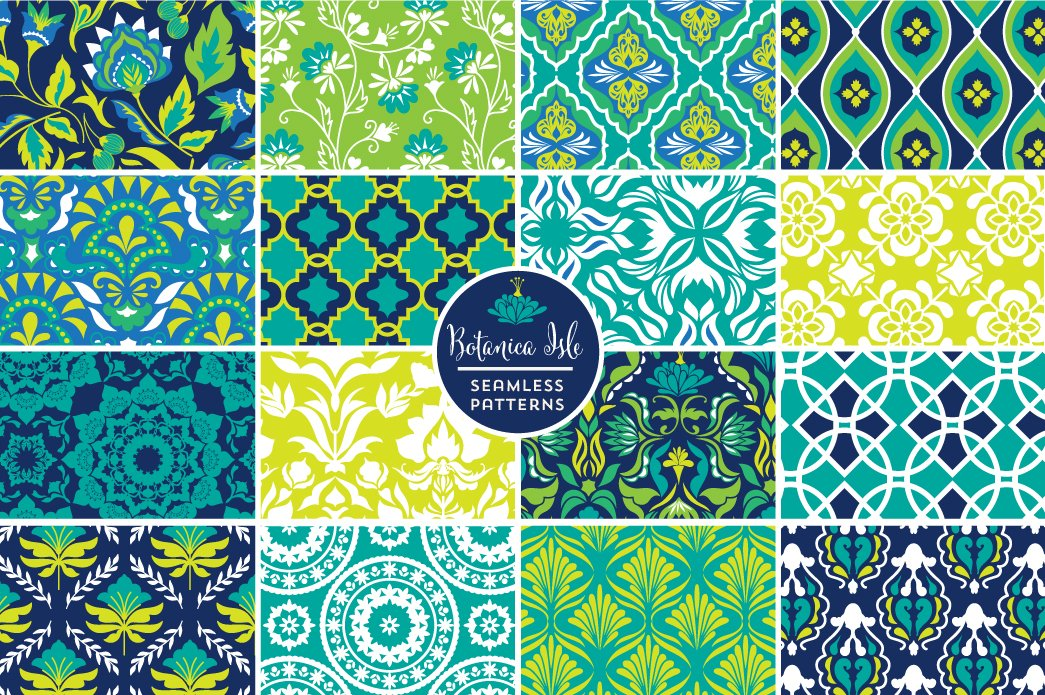 Learn The Trick To Creating Seamless Patterns In Illustrator Awesome Repeat Pattern Illustrator