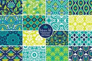 Botanica Isle Modern Floral Patterns