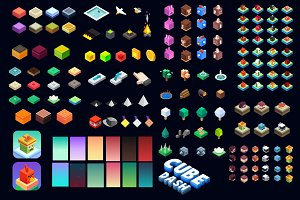 Isometric Game Characters