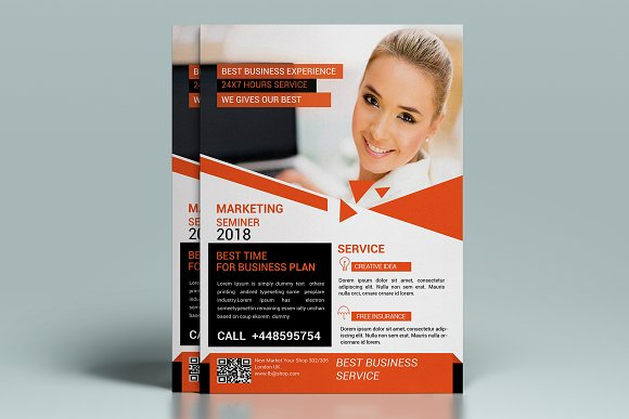 Creative Business Flyer Templates Market