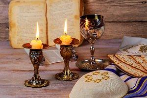 Shabbat Shalom - Traditional Jewish