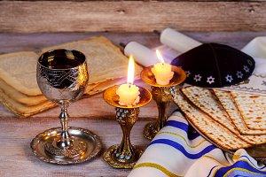 Shabbat Shalom challah bread