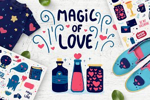 Magic of Love - Romantic set ♥