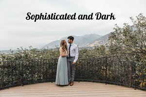 Sophisticated Lightroom Preset