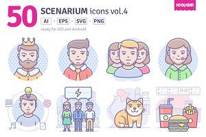 Scenarium icons vol.4