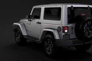 Jeep Wrangler Smoky Mountain JK 2017