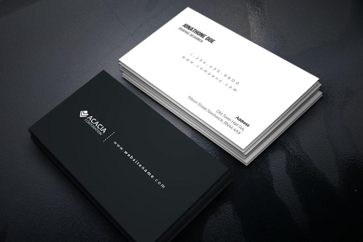 Mura Business Card