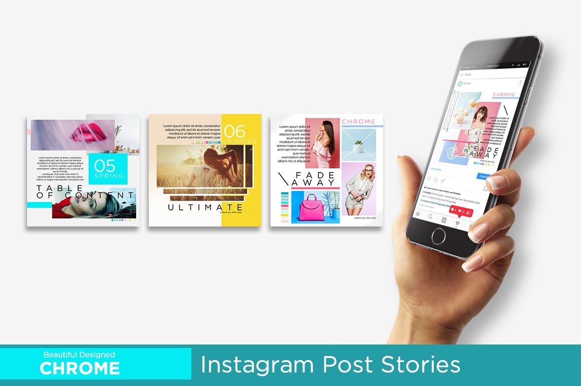 CHROME Instagram Post