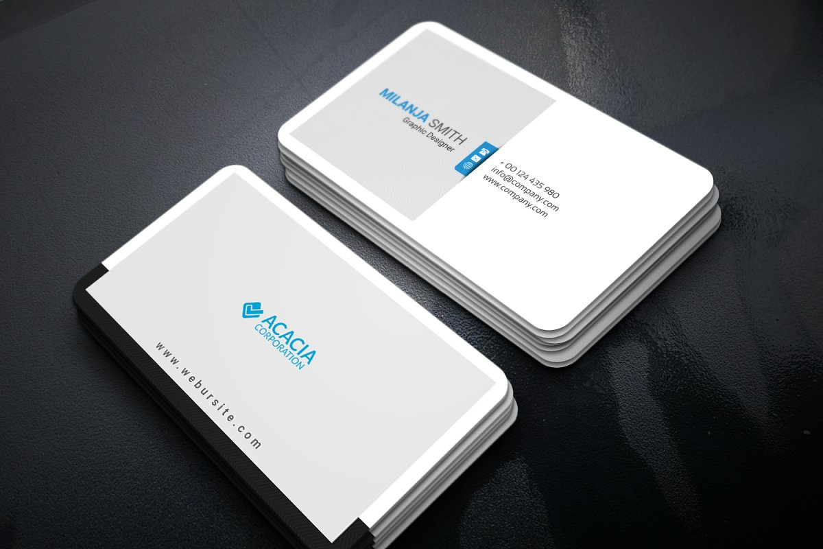 Kebole Business Card