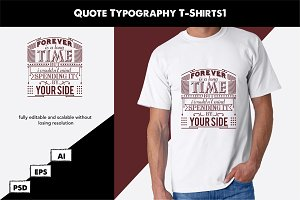 Quote Typography T-Shirts1