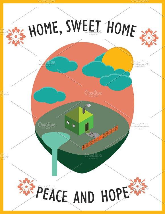 Home, Sweet Home (Isometric Home)