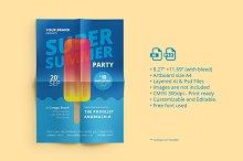 Summer Poster/ Flyer 01