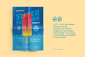 Summer Poster/ Flyer
