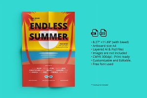 Summer Poster/ Flyer 02