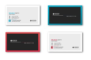 Din Business Card