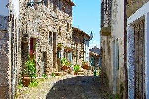 Monsanto village street Portugal