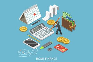 Personal home finance