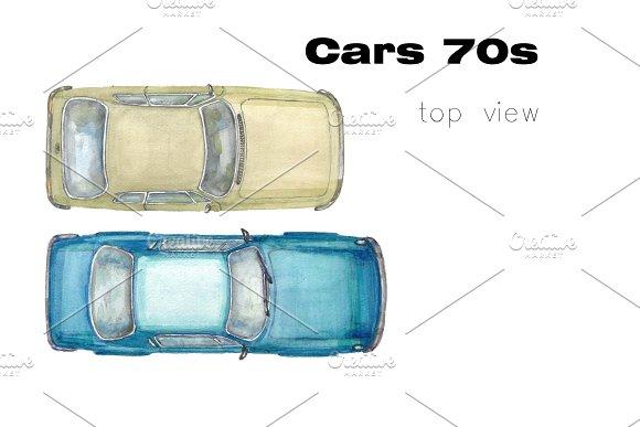 Cars 70s