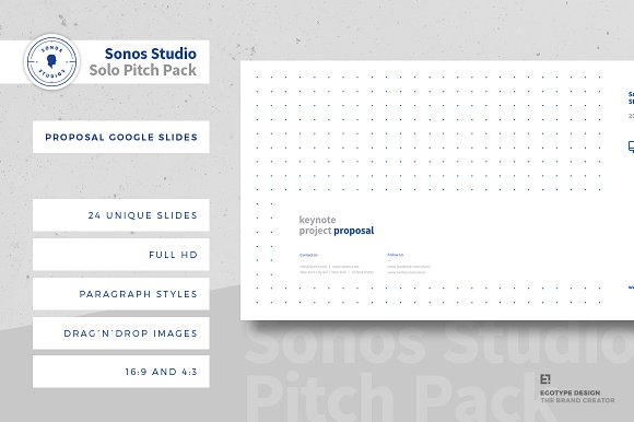 project proposal google slides presentation templates creative