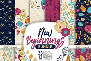New Beginnings Bundle Pack