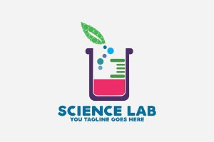 Science Lab Logo