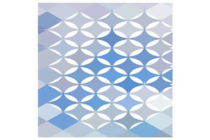Stars Abstract Low Polygon Backgroun