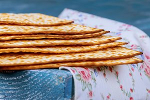Passover of matzah Pesah celebration