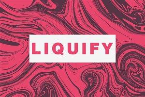 Liquify Vector Wallpaper