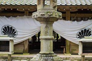 ishidourou, japanese stone lantern