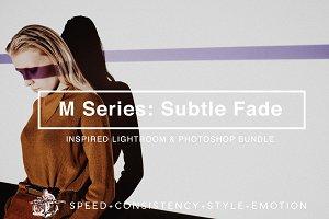 M Series: Subtle Fade LR//PS Presets