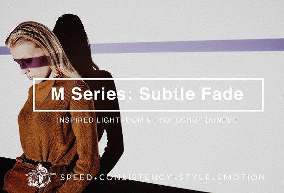 M Series Subtle Fade LR PS Presets