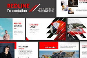 Redline Powerpoint Template