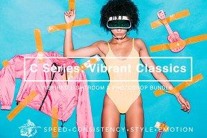 C Series Vibrant Classic Presets/ACR