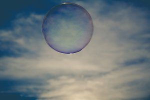 soap bubble