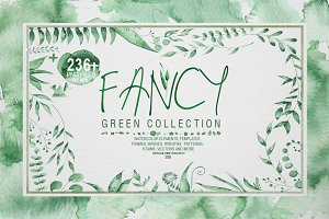 FANCY Green Collection %50 OFF