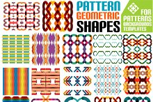Ornaments and patterns set 11