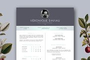 3 Page Resume Template for Word
