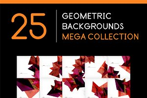 25 abstract geometric backgrounds 10