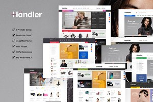 Handler Multipurpose Theme